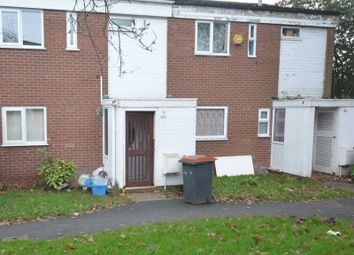 Thumbnail 3 bedroom terraced house to rent in Burford, Brookside, Telford