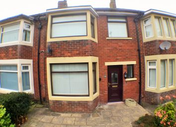 Thumbnail 3 bed terraced house to rent in Kingsley Road, Blackpool