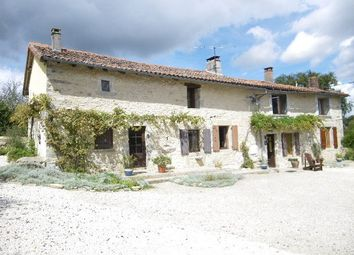 Thumbnail 5 bed property for sale in Poitou-Charentes, Charente, Champagne-Mouton