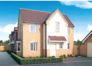 Thumbnail 3 bed detached house for sale in Porthouse Rise, Tenbury Road, Bromyard