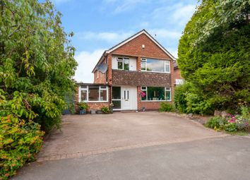 Thumbnail 3 bed detached house for sale in Cross Lane, East Bridgford, Nottingham