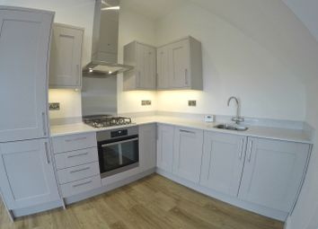 Thumbnail 2 bed flat for sale in York Road, Broadstone