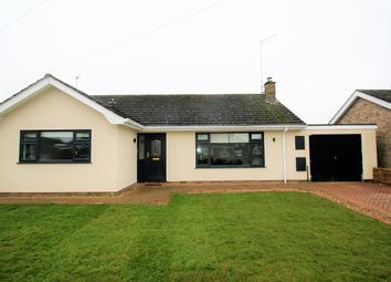 Thumbnail 3 bed detached bungalow for sale in Cambridge Road, Stamford