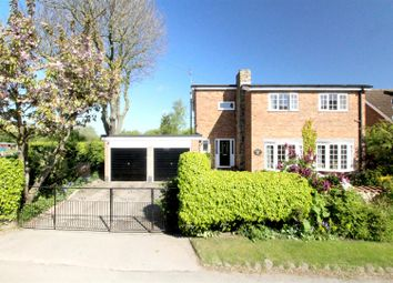 Thumbnail 4 bed detached house for sale in Catfoss Road, Bewholme, Driffield