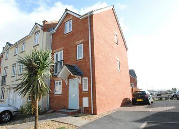 Thumbnail 4 bed end terrace house to rent in Caen View, Braunton