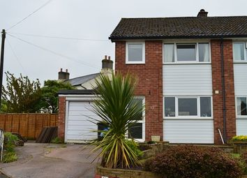 Thumbnail 3 bed semi-detached house for sale in Red Bank, Market Drayton