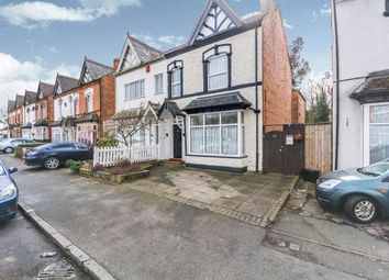 Thumbnail 7 bed semi-detached house for sale in Oxford Road, Acocks Green, Birmingham, West Midlands