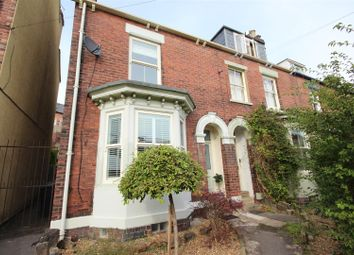 Thumbnail 4 bed end terrace house for sale in Oakbrook Road, Sheffield
