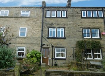 Thumbnail 2 bedroom terraced house for sale in Cinderhills Road, Holmfirth, West Yorkshire