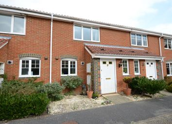 Thumbnail 2 bed terraced house to rent in Ramsdell Road, Fleet