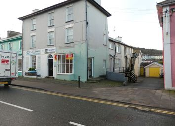 Thumbnail Commercial property for sale in Market Street, Aberaeron, Ceredigion