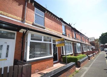 Thumbnail 2 bed terraced house for sale in Clyde Road, Manchester