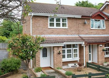 Thumbnail 2 bed end terrace house for sale in Nightingale Drive, Totton, Southampton