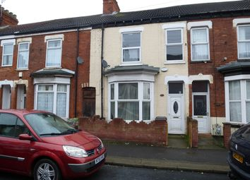Thumbnail 5 bedroom terraced house for sale in Sherburn Street, Hull