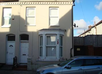 Thumbnail 3 bed end terrace house to rent in Pendennis Street, Liverpool