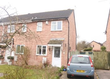 Thumbnail 2 bed end terrace house for sale in Quarry Rise, Undy, Caldicot