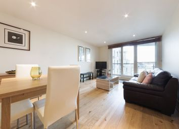 Thumbnail 2 bedroom flat to rent in Galleon House, St George Wharf, Vauxhall, London