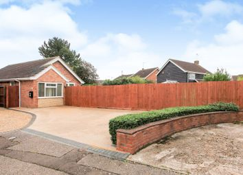 Thumbnail 2 bedroom detached bungalow for sale in Juniper Crescent, Longthorpe, Peterborough