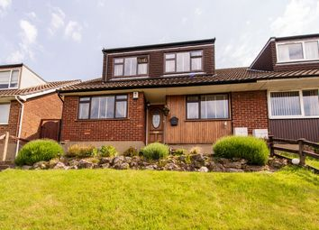 Thumbnail 3 bed semi-detached bungalow for sale in Valley View, Greenhithe