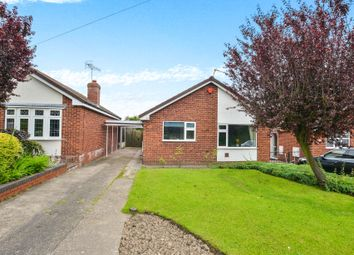 Thumbnail Detached bungalow for sale in Dunster Road, Newthorpe