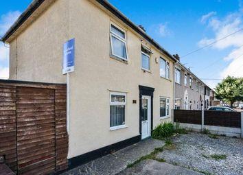 Thumbnail 3 bed end terrace house for sale in Riverbank, Bagillt, Flintshire