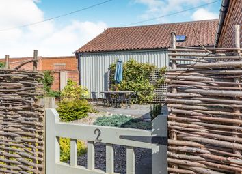 Thumbnail 3 bed barn conversion for sale in Matlaske Road, Mannington, Norwich
