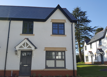 Thumbnail 3 bed semi-detached house for sale in 13 Howell's Reach, Derwen Fawr Road, Sketty, Swansea