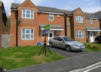 Thumbnail 3 bed detached house for sale in Tunstall Drive, Accrington