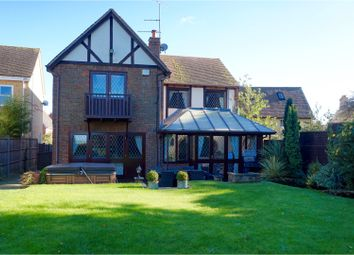 Thumbnail 5 bed detached house for sale in High Street, Meppershall, Shefford