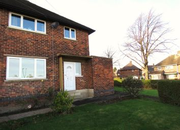 3 bed semi-detached house to rent in Stradbroke Drive, Woodhouse, Sheffield S13