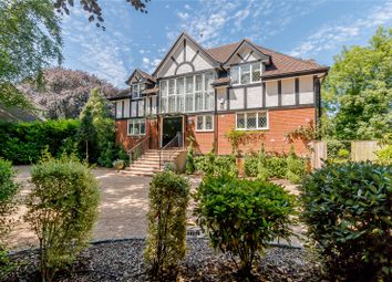 Thumbnail 4 bedroom detached house for sale in Fishery Road, Bray, Maidenhead, Berkshire