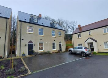 Thumbnail 4 bed town house for sale in Trem Y Coed, St. Fagans, Cardiff