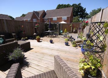Thumbnail 4 bed terraced house for sale in Coriander Way, Whiteley, Fareham