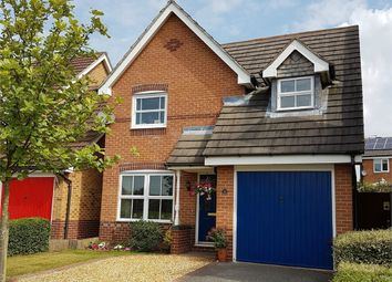 Thumbnail 3 bed detached house for sale in Blackbird Avenue, Gateford, Worksop, Nottinghamshire