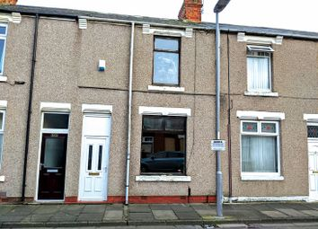 2 bed terraced house for sale in Charterhouse Street, Hartlepool, County Durham TS25