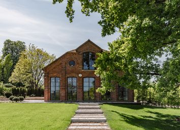 Thumbnail 3 bed detached house for sale in Noble Barn, Nr. Henley-On-Thames, Berkshire