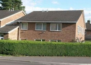 Thumbnail 2 bed flat to rent in Chalet Hill, Bordon