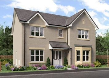 "Thumbnail 4 bed detached house for sale in ""Kennaway"" at Gilmerton Station Road, Edinburgh"