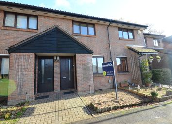 Thumbnail 2 bed terraced house to rent in Annettes Croft, Church Crookham, Fleet