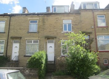 Thumbnail 3 bed terraced house to rent in Parkside Road, Bradford