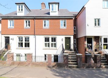 Thumbnail 5 bed terraced house for sale in Meriel Walk, Greenhithe