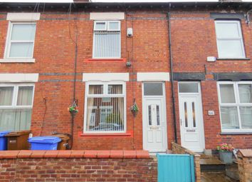 Thumbnail 2 bedroom terraced house for sale in Charles Street, Stockport