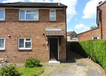 Thumbnail 3 bed semi-detached house for sale in Owen Close, Rushey Mead, Leicester