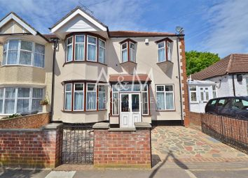 Thumbnail 5 bed semi-detached house for sale in Chestnut Grove, Ilford