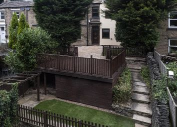 3 bed end terrace house for sale in Halifax Road, Birchencliffe, Huddersfield HD3