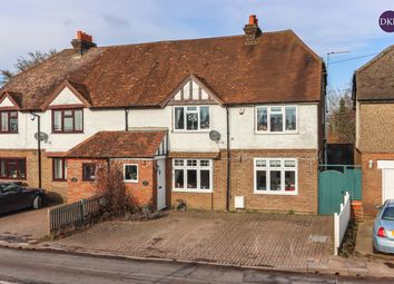 Thumbnail 4 bed semi-detached house for sale in Tower Hill, Chipperfield, Kings Langley