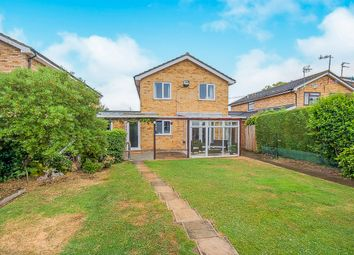 Thumbnail 4 bed detached house for sale in Serlby Gardens, Longthorpe, Peterborough