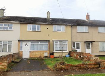 Thumbnail 3 bedroom terraced house for sale in Walsingham Road, Swindon