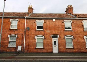 Thumbnail Terraced house to rent in Cranleigh Gardens, Bridgwater