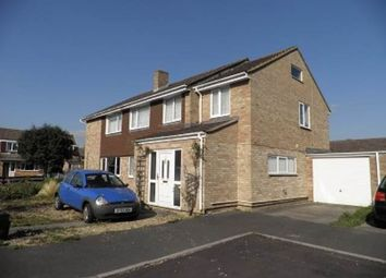 Thumbnail 4 bed semi-detached house to rent in Ash Road, Street, Somerset